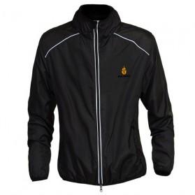 WolfBike Jaket Gunung Rain Windcoat Size M - Black