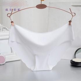 Celana Dalam Wanita Sexy Traceless Size M 1 PCS - White