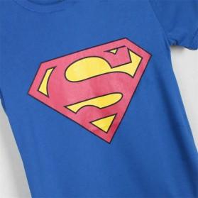 Kaos T-Shirt Anak Superhero Size 130 - White - 4