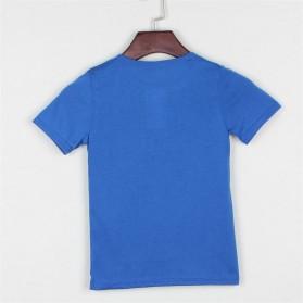 Kaos T-Shirt Anak Superhero Size 130 - White - 5