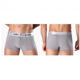 Cailin Kanei Celana Dalam Boxer Brief Pria 4 PCS - Size L - Multi-Color - 5