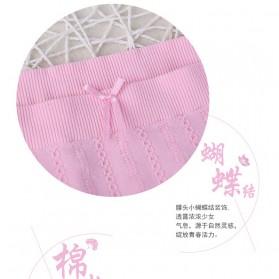 Celana Dalam Wanita Long Waist All Size - Black - 5