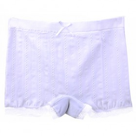 Celana Dalam Wanita Long Waist All Size - White