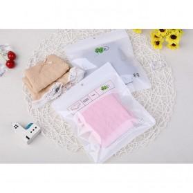 Celana Dalam Wanita Long Waist All Size - White - 3