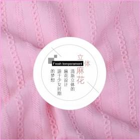 Celana Dalam Wanita Long Waist All Size - White - 4