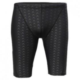 Bin Li Er Celana Renang Pria Sharkskin Size XL - 708 - Black