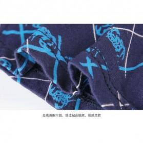 PAILILONG Celana Dalam Boxer Pria Mix Pattern 4 PCS Size XL - 2832 - Multi-Color - 5