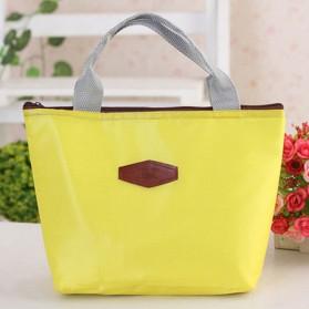 Tas Bekal Lunch Bag Tote - Yellow