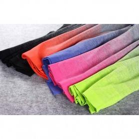 Set Baju Celana Bra Olahraga Wanita Size L - Gray - 6