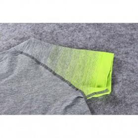 Set Baju Celana Bra Olahraga Wanita Size L - Gray - 8