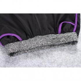 Set Baju Celana Bra Olahraga Wanita Size L - Gray - 10