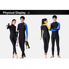 Dive & Sail Baju Renang Wanita Full Body Diving Style Swimsuit Size L - Pink - 2