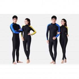 Dive & Sail Baju Renang Wanita Full Body Diving Style Swimsuit Size L - Pink - 4