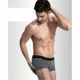 SkyHero Celana Dalam Boxer Pria Mans Underpants 4 PCS Model 2 Size L - 0808 - Multi-Color - 4