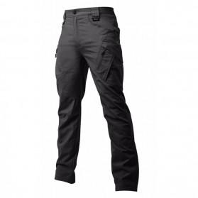 Celana Panjang Cargo Pria Tactical Waterproof - Size S - Black