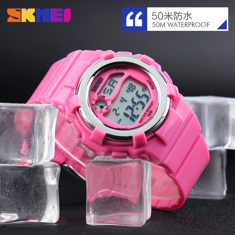 SKMEI Jam Tangan Anak - DG1161 - Pink - JakartaNotebook.com cf0b08dfb6