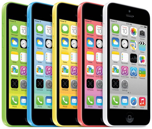 Iphone 5C design