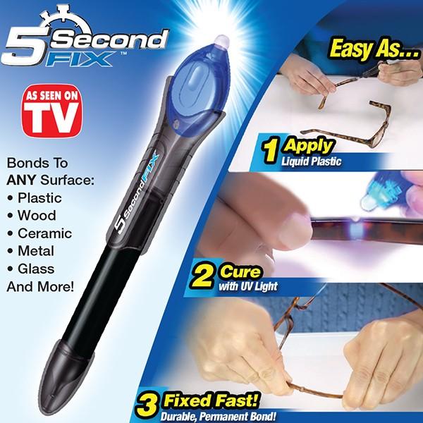 ... Power Tool 5 Second Fix Magic Glue / Lem Ajaib - 3 ...