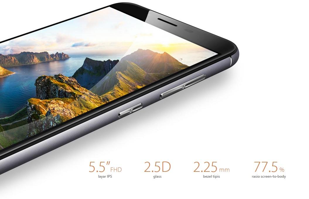 Asus Zenfone 3 Max 55 Inch 32GB 3GB RAM