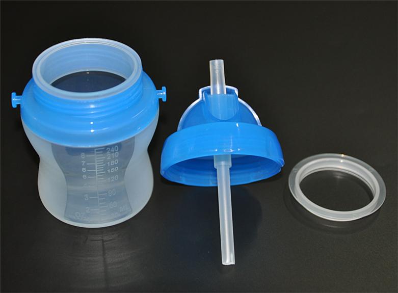 Baby Large Silica Gel Bottle 330ml Lk 550ds Botol Susu