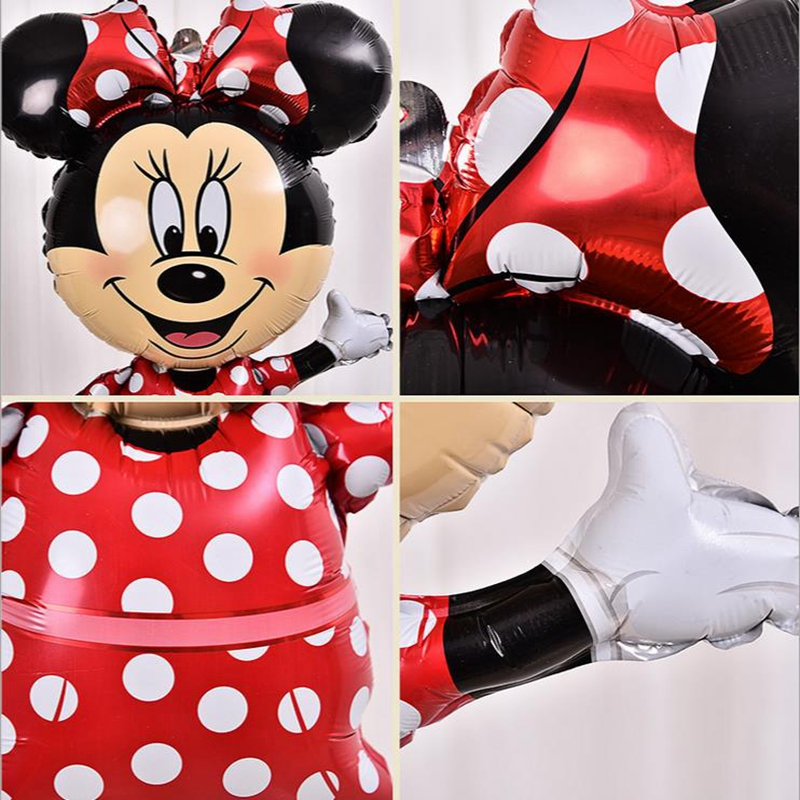 Balon Pesta Anak Disney Mickey Mouse Red Jakartanotebookcom