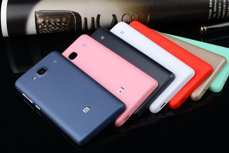 Battery back cover untuk mengganti cover baterai Xiaomi Redmi 2. Hadir  dengan berbagai macam warna menarik d8cc648c89