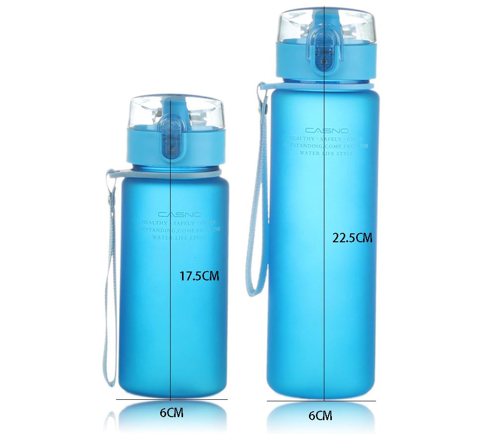 Casno Botol Minum Sporty Scrub 560ml Blue New B Dengan Spray 600ml Package Contents