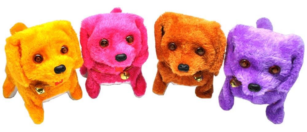 Mainan Anjing Bergerak Mainan Anak Perempuan