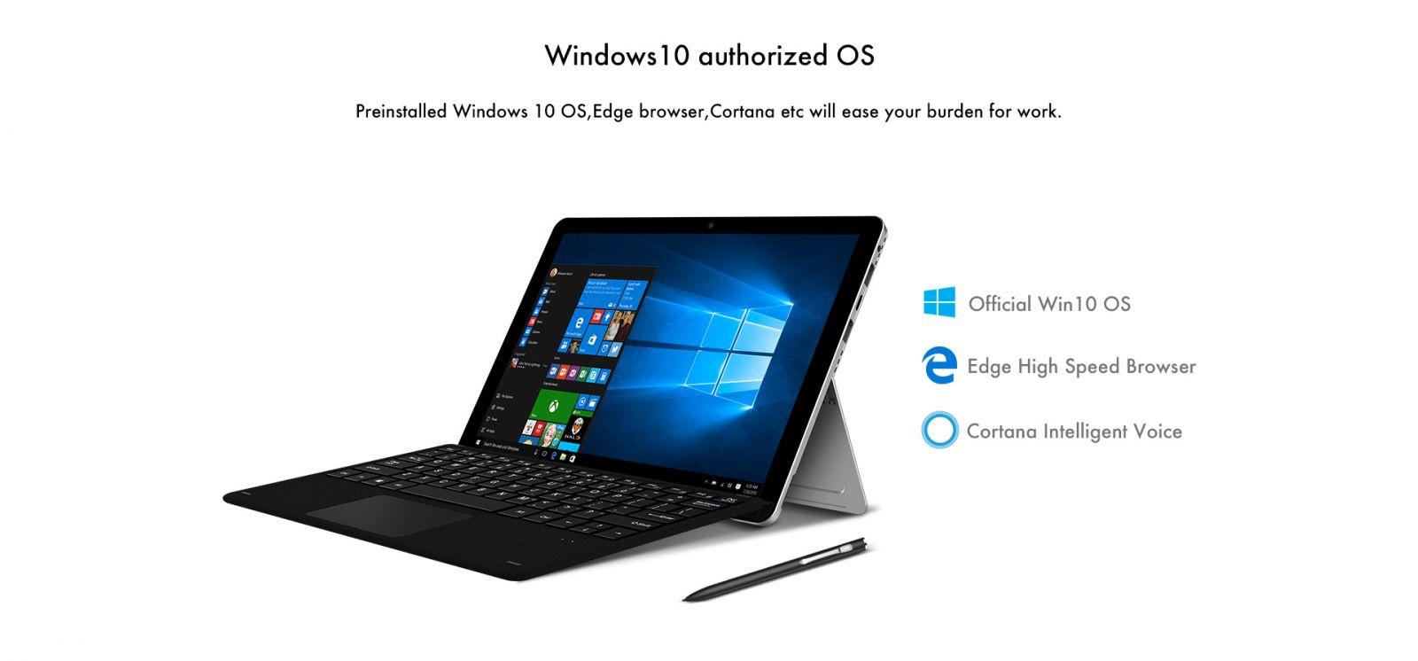 Chuwi Surbook Mini 2 In 1 Tablet Pc Intel 4gb 64gb 108 Inch Windows Lenovo Yoga 330 N4000 128gb 116 Hd Win10 Menggunakan Sistem Operasi 10 Layaknya Laptop Dan Sehingga Semua Aplikasi Seperti Microsoft Word Excel Game