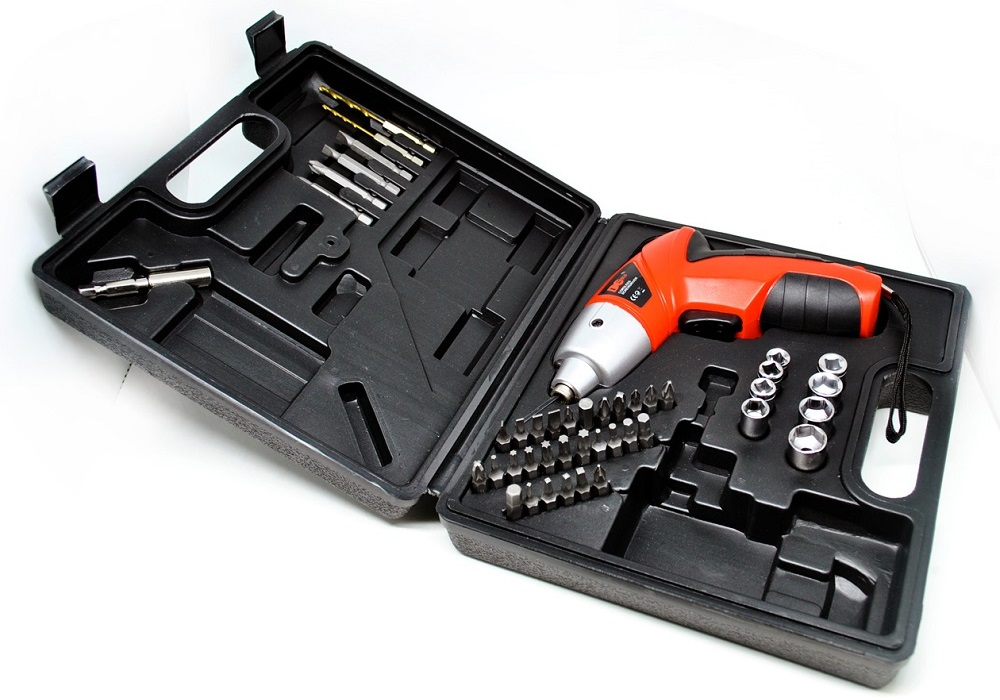Cordless Multi Function Electric Screwdriver Set 48V