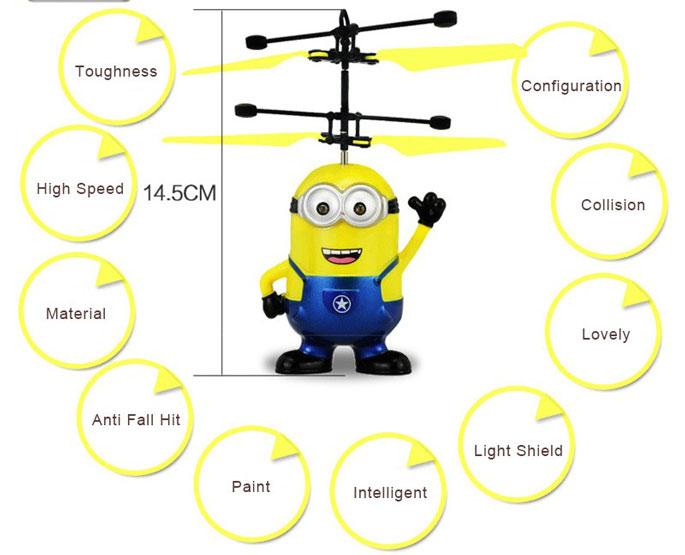 Anak Anda bahkan Anda sendiri pasti bakal menyukainya ketika memainkan  mainan unik ini. Flying Ball dengan desain tokoh animasi lucu Minion ini  merupakan ... 532df27bd6