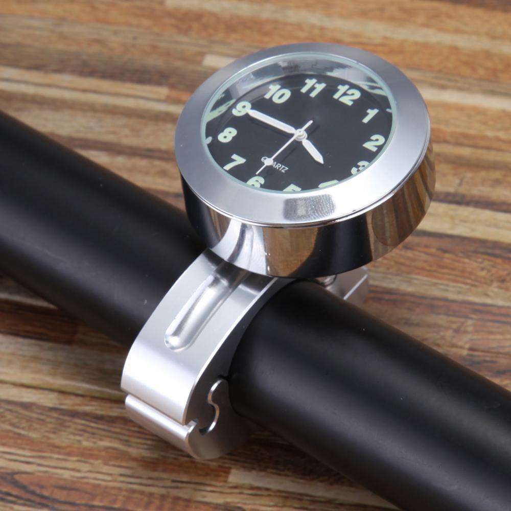 Часы для мотоцикла на руль своими руками