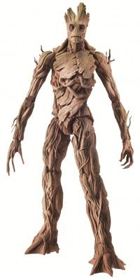 Action Figure Groot dari film Guardians of the Galaxy. Action Figure ini  memiliki bentuk full body yang persis dengan character asli dalam film. 827f6d7b18