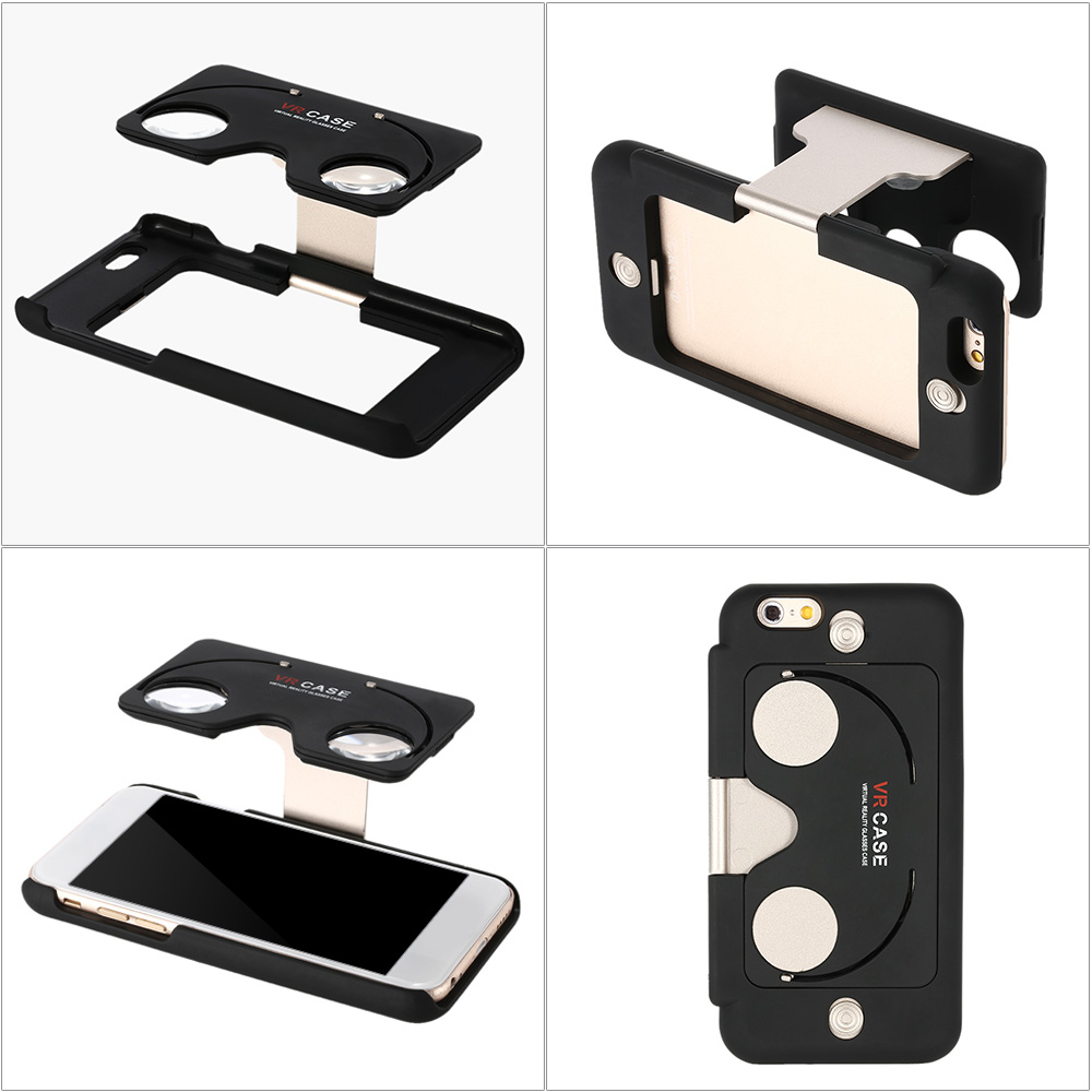 virtual reality iphone ipega reality vr for iphone 6 6s black 13248