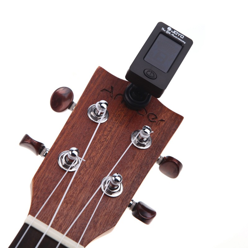 ... JOYO Tuner Gitar Rotatable 360 Degree - JT-01 - Black - 2 ...
