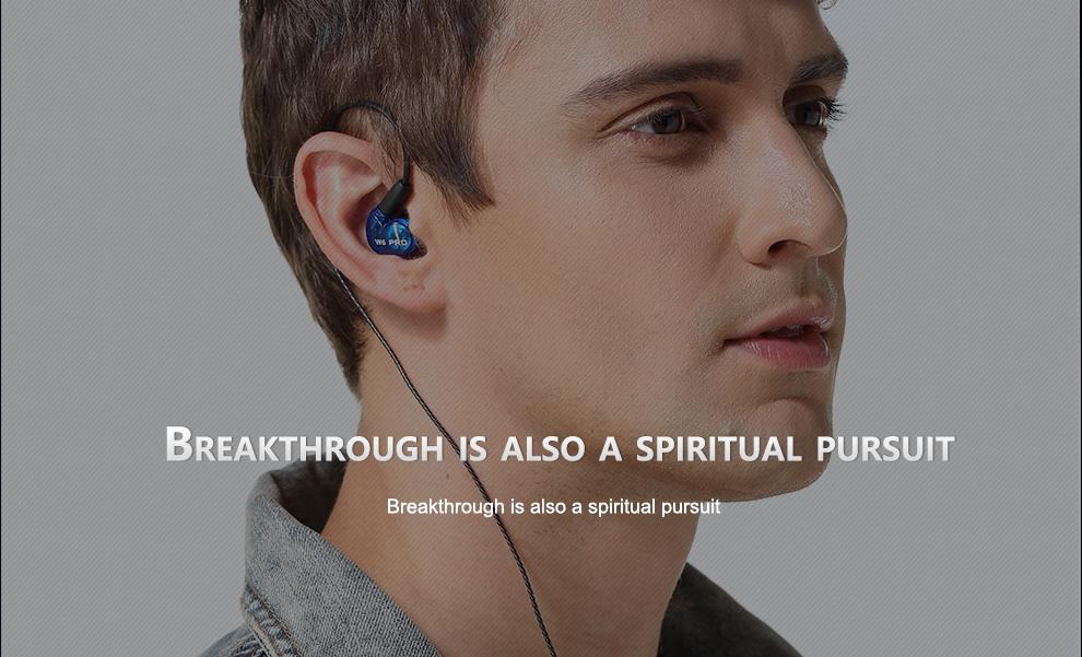 Earphone ini dibuat khusus untuk digunakan saat berolahraga. Berkat memory wire yang melekat disekujur telinga membuat earphone ini tidak akan lepas ...