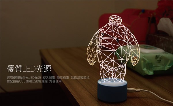 Desain lampu ruangan berbentuk 3D yang didesign khusus agar terlihat seperti nyata, lampu 3D yang unik dan elegan.