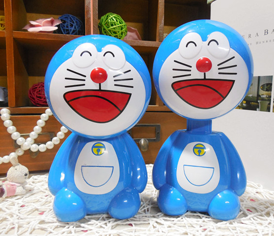 Lampu Led Meja Kartun Doraemon Blue Jakartanotebook Com