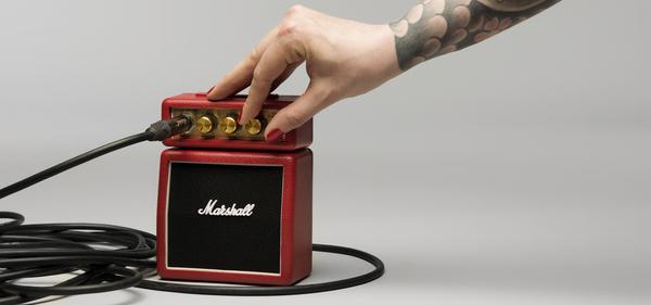Marshall MS2 Mini Guitar Amplifier ORIGINAL