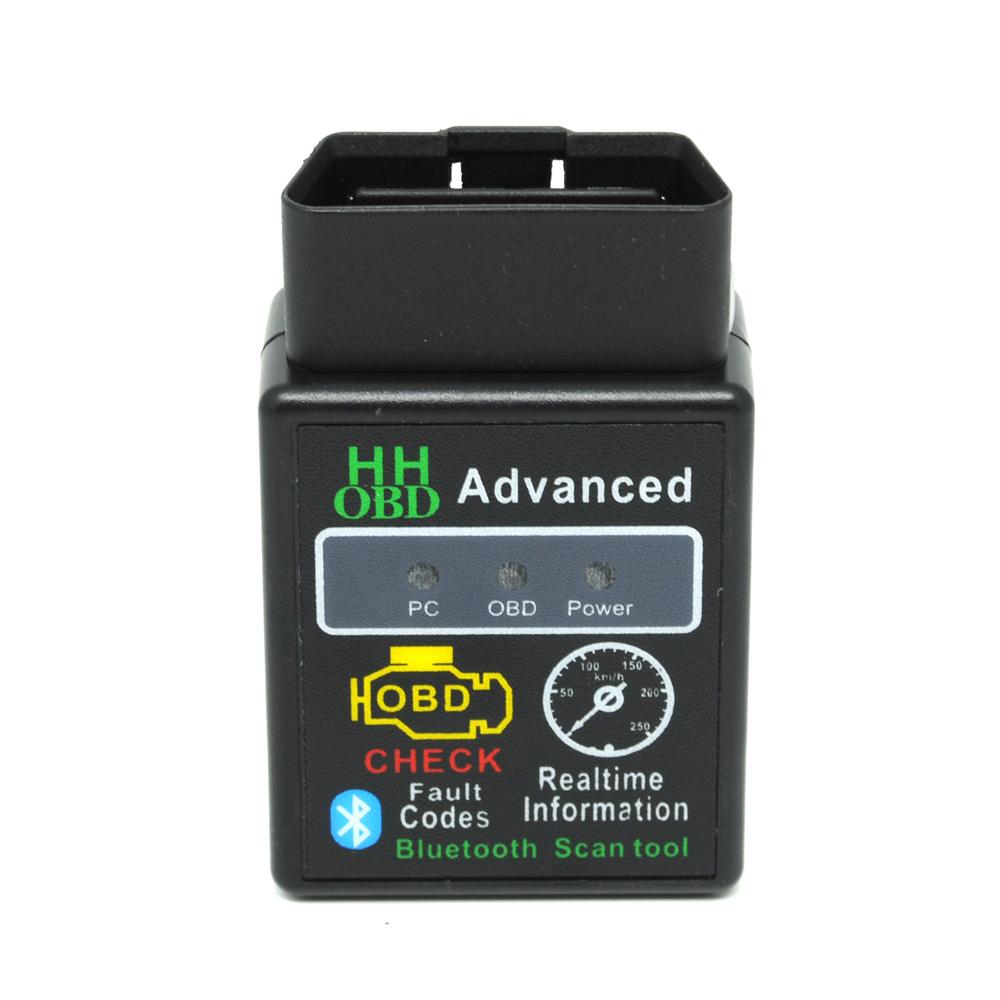 B20 Car Diagnostic Elm327 Bluetooth Obd2 V21 Automotive Test Tool Scan Wiring Diagram Black