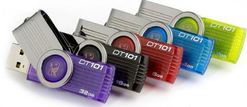 Kingston DataTraveler DT101G2