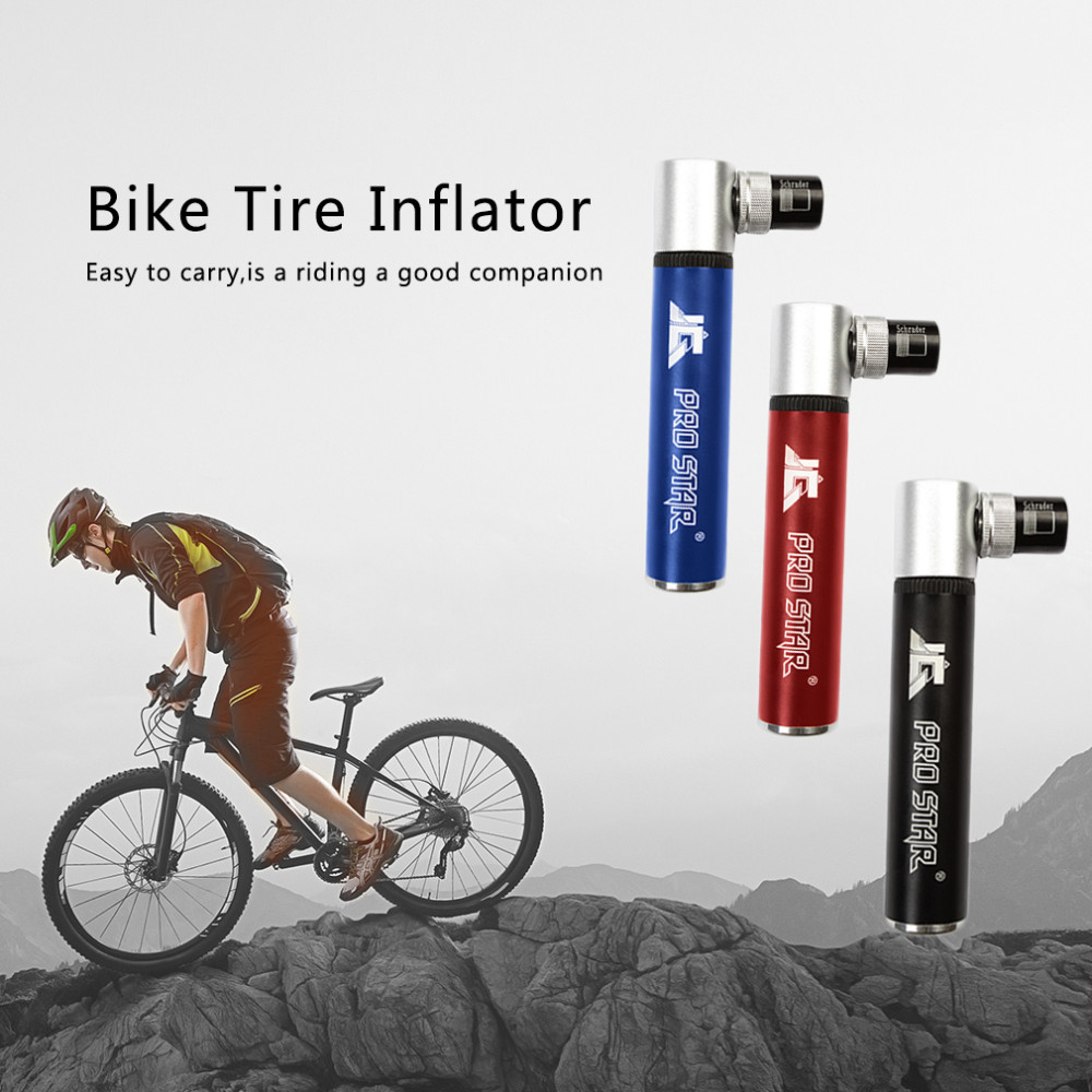 Pro Star Pompa Angin Ban Sepeda Portable