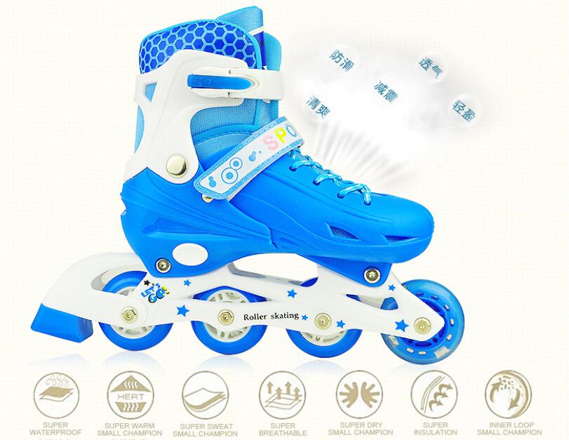 Overview of Roller Skate dengan Set Pengaman Size M. Roller Skate merupakan sepatu  roda ... ccba92569a