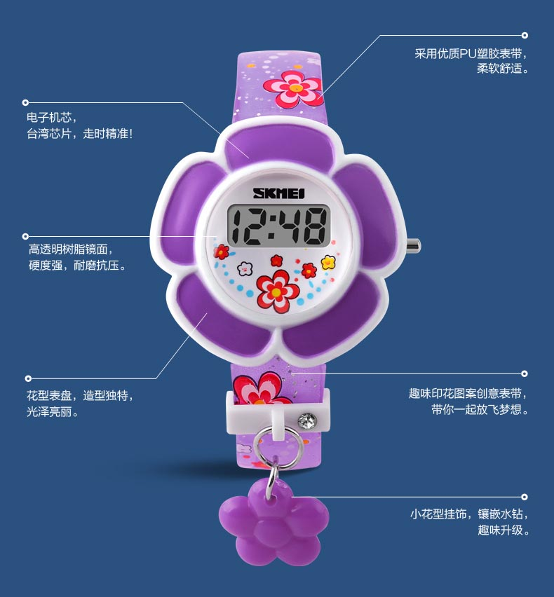 Jam Tangan Kecil Anti Air
