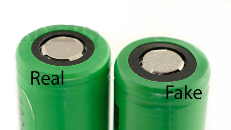 Sony VTC6 18650 Lithium Ion Cylindrical Battery 3 7V 3000mAh - Green
