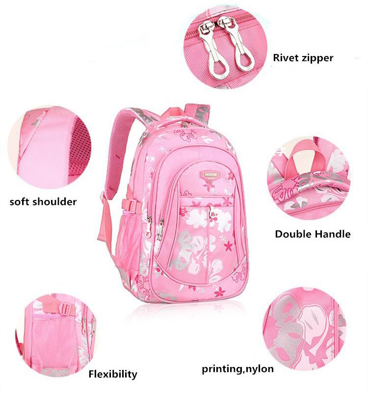 Desain dan bentuk yang lucu membuat tas ransel ini cocok digunakan anak-anak baik pria maupun wanita.