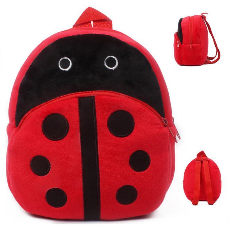 Tas Sekolah Anak Karakter Kartun Kumbang Red Jakartanotebookcom