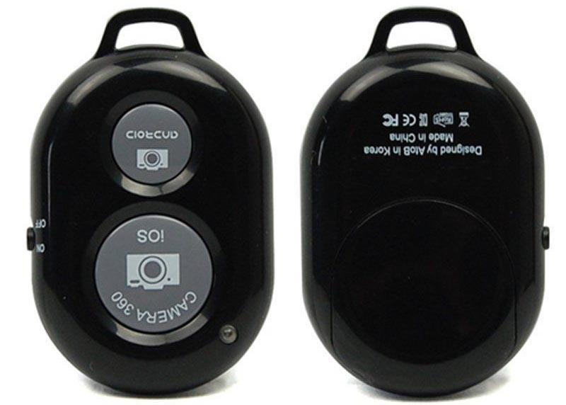 Tomsis Bluetooth 3.0 Remote AB Shutter for Smartphone cocok untuk anda yang gemar selfie menggunakan tongsis. Anda tidak perlu mengatur timer pada ...