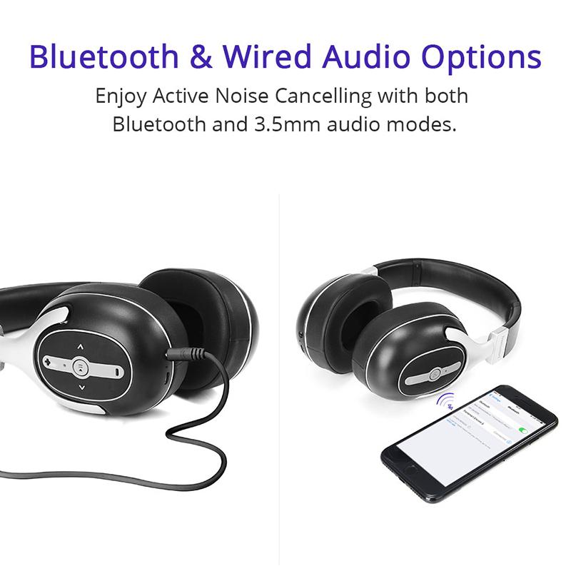 Tronsmart Encore Bluetooth Headphone - S6 - Black - JakartaNotebook.com c2254d7def