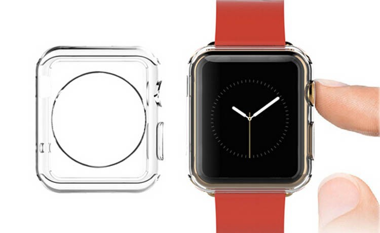 Ultra Thin TPU Case For Apple Watch Series 2 42mm